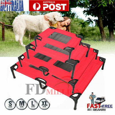 Heavy Duty Pet Dog Cat Puppy Bed Trampoline Oxford Hammock OR Replacement Cover