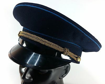 USSR Cap Military Air Force Officer Hat Army Parade size 57.