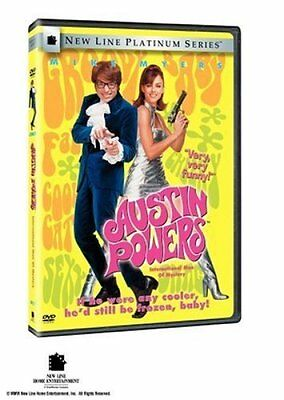Austin Powers: International Man O Movie