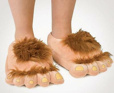 Creative  Man Funny Personal Warm Winter Home Slippers