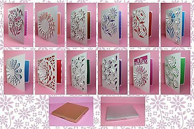Brother ScanNCut 3D Flower cards CD1003