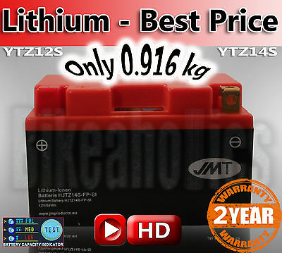 YTZ12S from the official lithium battery supplier of KTM OEM like from maindeale