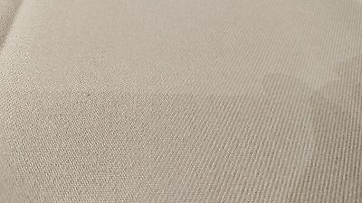 1 Of 3free Shipping 100 Cotton Off White 10 Oz Bull Denim Canvas Twill Fabric 58 W