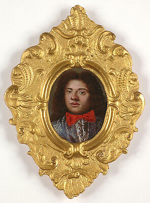 """Gerard ter Borch the Younger (1617-1681)-? """"Young nobleman"""", oil on copper"""