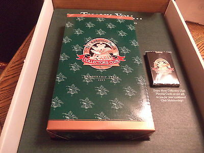 Anheuser Busch Collector Club Membership Stein Historical Advertising 1936 CB24