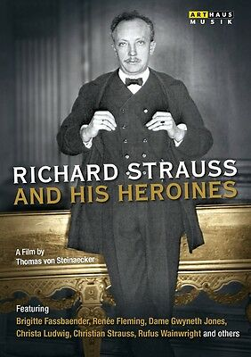 B.Fassbaender - Richard Strauss and His Heroines [Video]