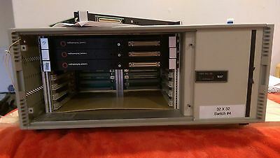 Tracewell Vme Chassis Custom 25 Type 3 Vme Lucent Altera Crosspoint Cards