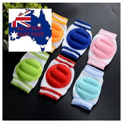 BABY KNEE PADS Infant Safety Cushion Crawling Toddler Quality FAST AU POST