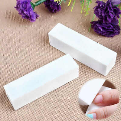10Pcs Nail Art Buffer File Block Pedicure Manicure Buffing Sanding Polish