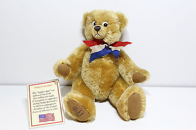 "Robin Rive - ""Teddy for President""! Limited Edition 30/500"