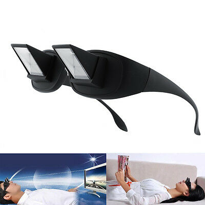 M HD Bed Prism Spectacles Horizontal Lazy creative view Glasses For Reanding