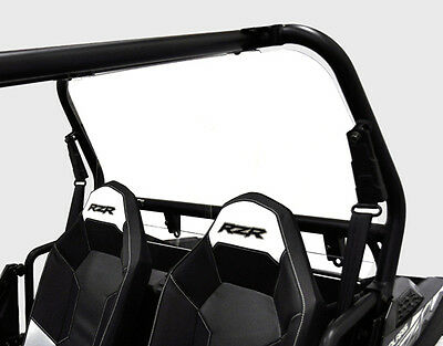 New Polaris Rzr Xc Trail 900 2015 2016 2017 Rear Window Shield Back Panel Combo