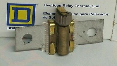 Schneider Electric B62.0 Square D Thermal Unit Overload Relay