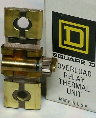 Schneider Electric / Square D B5.50 Overload Relay Thermal Unit