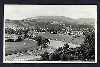View of Bwilth Wells, Powys. Posted 1960