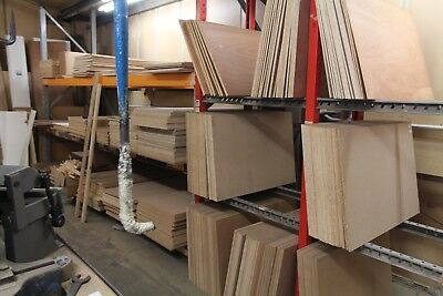 2 Pieces 9 mm Plywood Exterior WPB Grade - Excellent Quality
