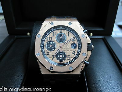 d5b02d3f8c9 Audemars Piguet Royal Oak Offshore Chronograph Rose Gold  26470Or.oo.a002Cr.01