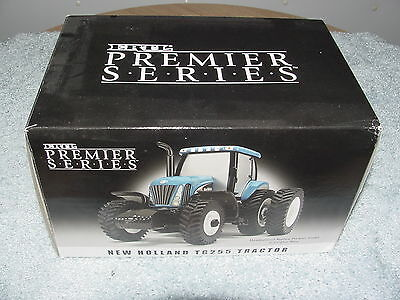 Ertl 1/32 New Holland Tg255 Tractor Premier Series