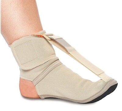 Adjustable Plantar Fasciitis Foot Brace Toes Sports Pain Fascia Night Splint