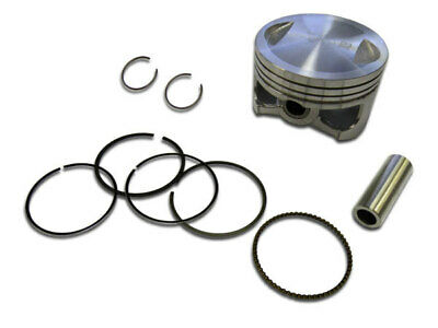 NEW 60MM PISTON KIT, 13MM PISTON PIN, 155Z/z160HO