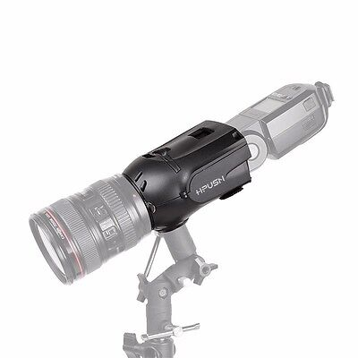 HPUSN Flash Light Blaster Background Strobe-Based Image Projector for Canon Lens