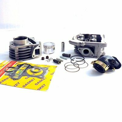 Scooter 80cc 47mm Big Bore Kit Cylinder Barrel GY6 139QMB Chinese Performance
