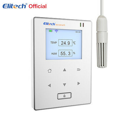 RCW-800A wifi Intelligent temperature&humidity remote monitor