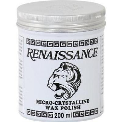 Renaissance Wax 200Ml New Gift