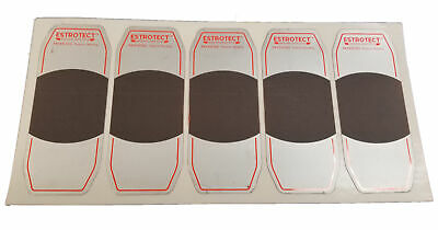 Estrotect Heat Estrus Detector Patches EstroAlert 5 ct Red AI Breeding Cattle