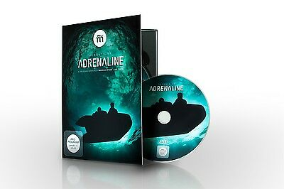 Carp Fin DVD - Moments of Adrenaline, Angelfilm, Karpfenangeln