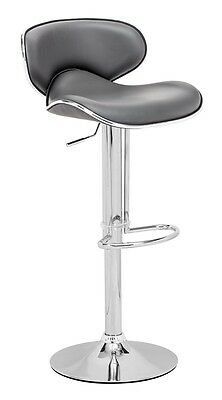Astounding Contemporary Adjustable Height High Back Swivel Bar Stool In Onthecornerstone Fun Painted Chair Ideas Images Onthecornerstoneorg