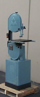 """Delta Model 28-203 14"""" Wood Band Saw  (Woodworking Machinery)"""