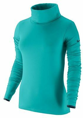 Nike Women's Dri-Fit Pro Hyperwarm Infinity Training Top NWT