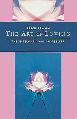 NEW The Art of Loving By Erich Fromm Paperback Free Shipping