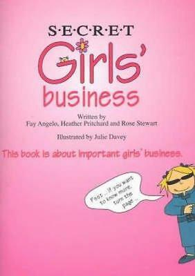 NEW Secret Girls' Business Paperback Free Shipping