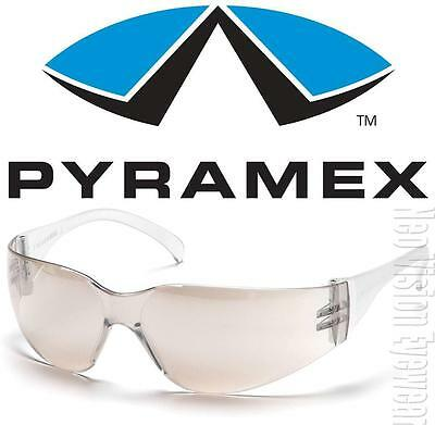 Pyramex Intruder Frost Indoor Outdoor Lens Safety Glasses Sunglasses Z87+