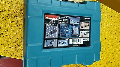 Makita D-36980 Mutipurpose Set Of Bits And Drills 34 Pz