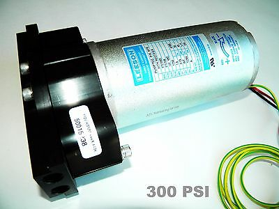 Carpet Cleaning Pumptec 300 PSI Pump & Motor Assembly