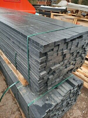 Recycled Plastic Slats for Benches, Shoe stands etc. 24mm x 50mm x 3m long