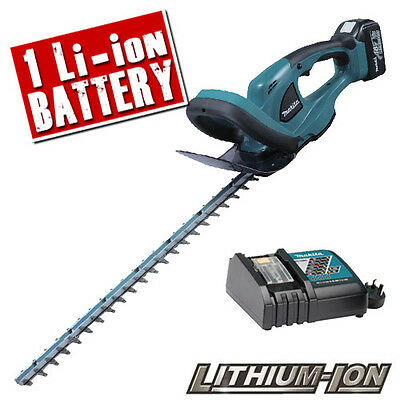 MAKITA DUH523RFX 18v Li-ion Cordless 52cm Hedge Trimmer