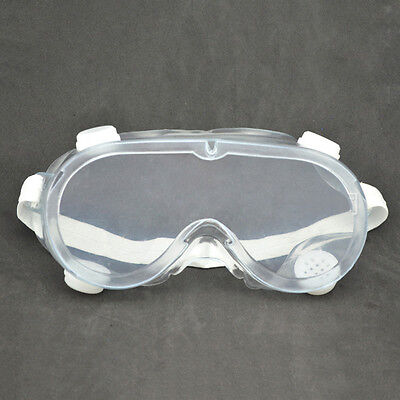 New Work Safety Glasses Protective Spectacle Soft Frame Goggles Anti-Fog Eyewear