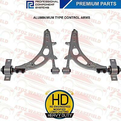 For Subaru Impreza Wrx Turbo Sti Awd Front Suspension Wishbones Control Arms Set