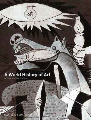 NEW A World History of Art By Hugh Honour Paperback Free Shipping