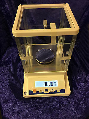 100 gram Precision Balance 100g x .001g Lab Analytical Scale New