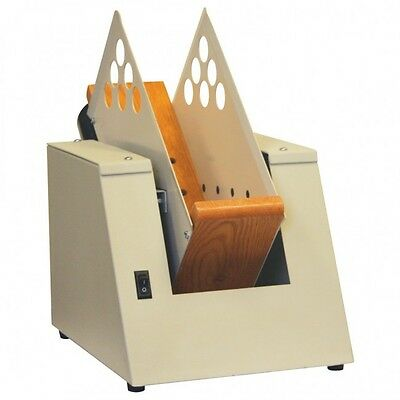 NEW LJ2 LJ-2 Lassco Wizer Table Top Paper Jogger