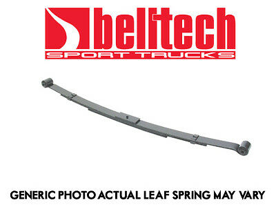 "Belltech 79-88 Toyota Pickup 3"" Lowering Leaf Spring (SOLD BY EACH)"