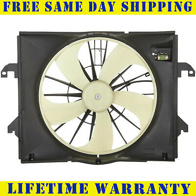 AC Condenser Fan Assembly For Dodge Ram 1500  CH3115164