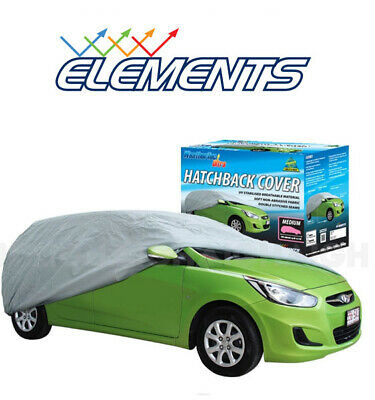 Car Cover Fits Small 4m Hatchback Weathertec Ultra UV Weather Resistant