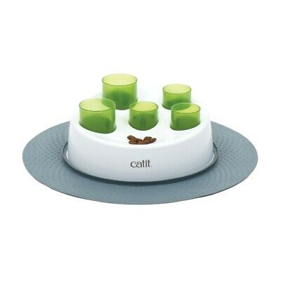 Catit Senses 2.0 Food Digger for Cats - New Interactive Cat Feeder!
