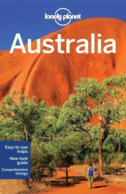 NEW Australia By Lonely Planet Paperback Free Shipping